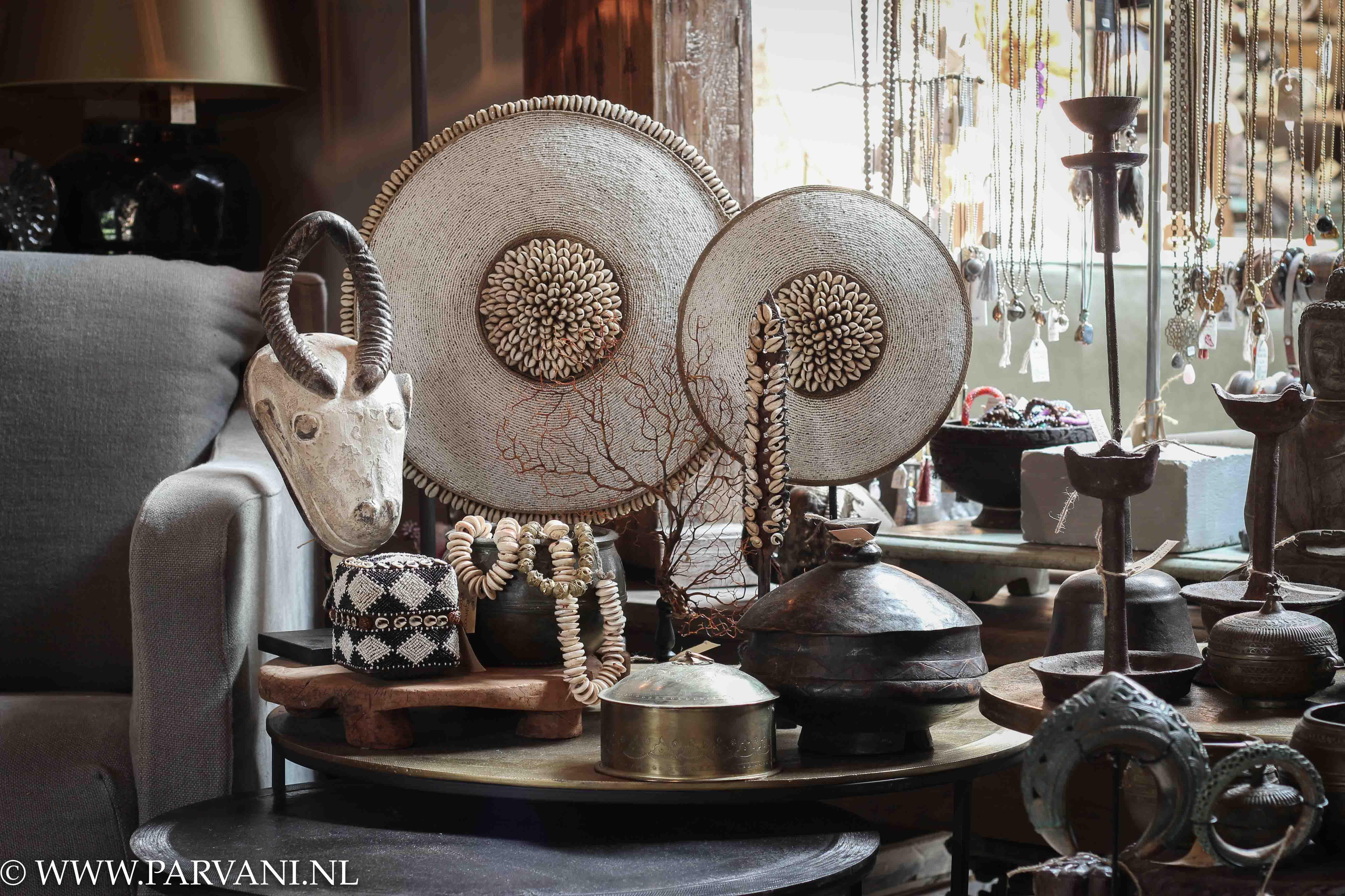 Parvani woonaccessoires for Woonaccessoires winkel