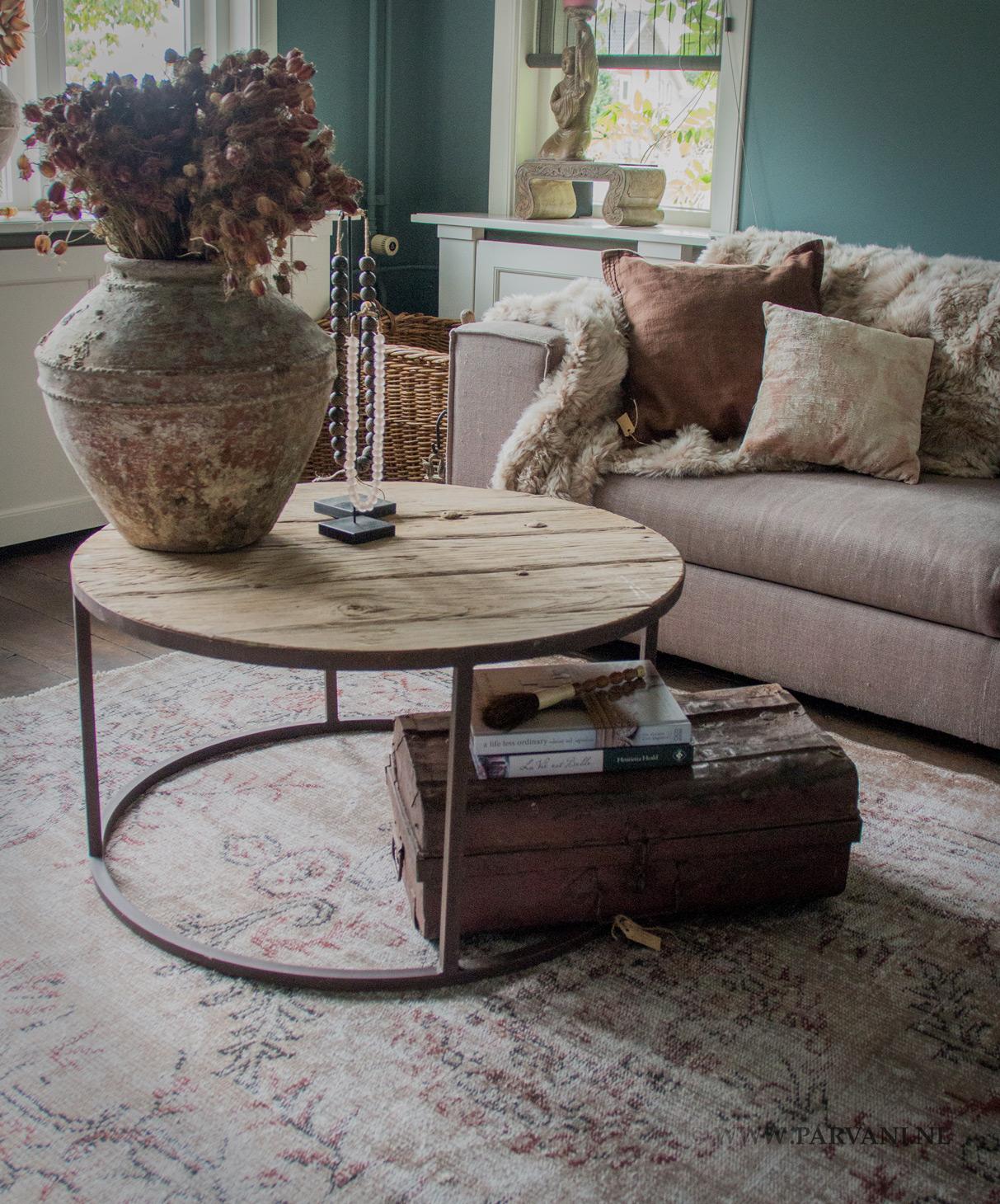 Parvani meubelen for Salon tafel rond
