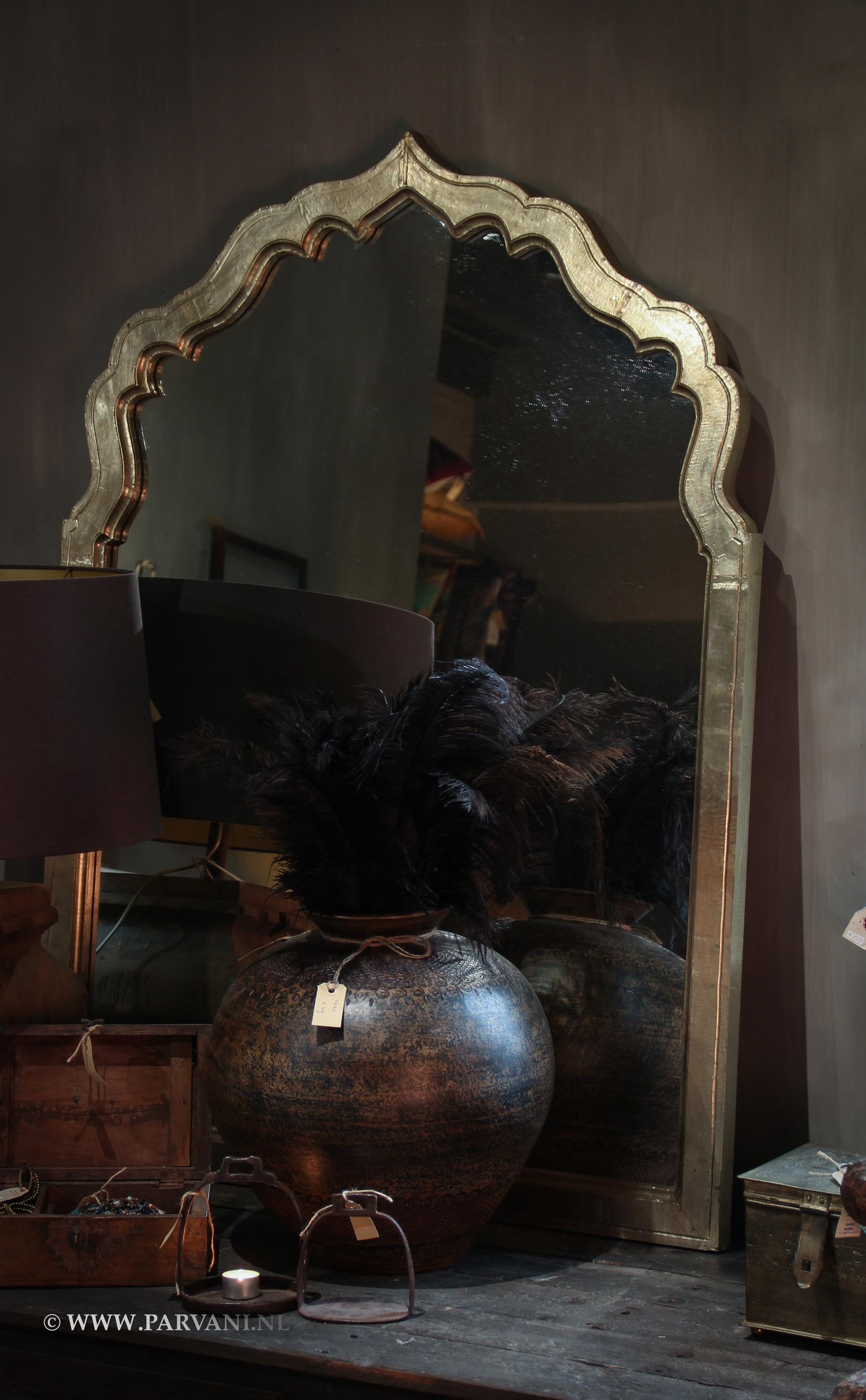 Cheap grote spiegel met uit india with spiegel groot for Barok spiegel groot