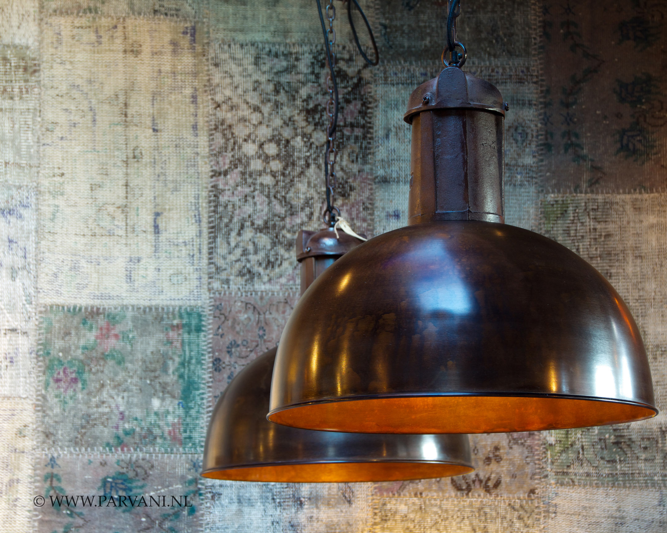 Koperen-lamp-industrieel-tierlantijn-Frezoli
