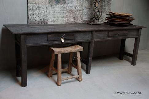 Grote Side Table.Meubelen Parvani